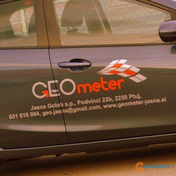 GEOmeter, geodetske storitve Jasna Golob s.p.