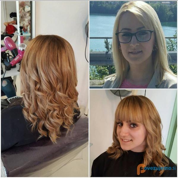 Top si, frizerski salon, Fahreta Salihović s.p.