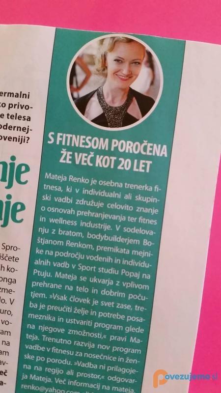 Inovativa, trenerske in masažne storitve, Mateja Renko s.p.