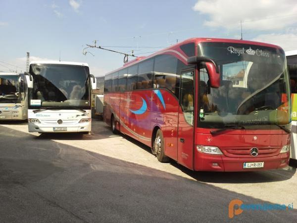Avtobusni prevozi Poličnik