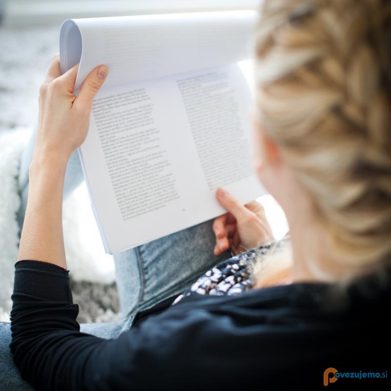 Lektoriranje in pisanje besedil Pika na i, Tanja Žuvela s.p.