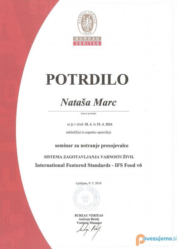 Moleum Nataša Marc s.p., Ajdovščina
