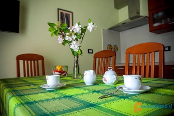 Eko turistična kmetija Žgan - apartmaji in sobe Mašera