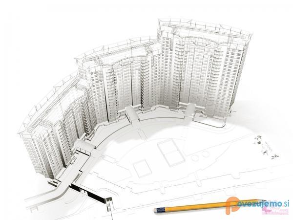Arhitekturno projektiranje Arhins, Ivančna Gorica, slika 2
