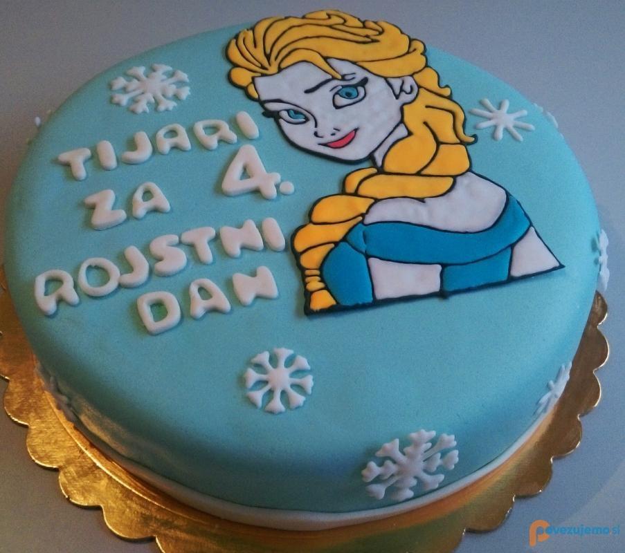 Tortica in pika, peka tort in slaščic, Usama Al Hiasat s.p.