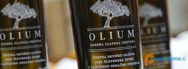 Olium, ekstra deviško oljčno olje