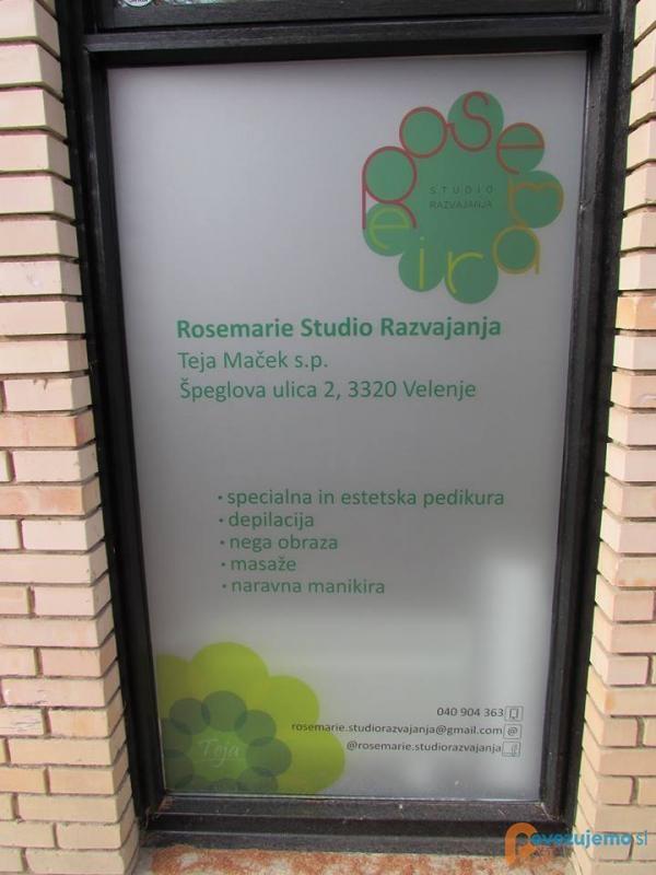 Rosemarie studio razvajanja