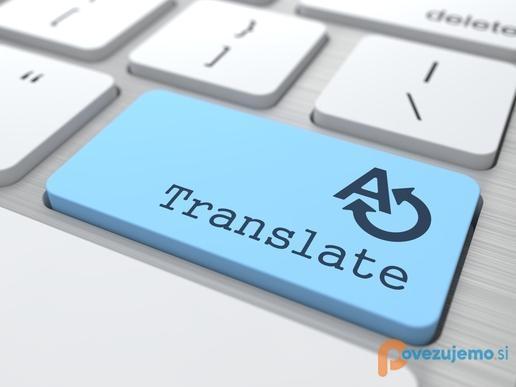 S.M.S. prevajanje in sinhronizacija
