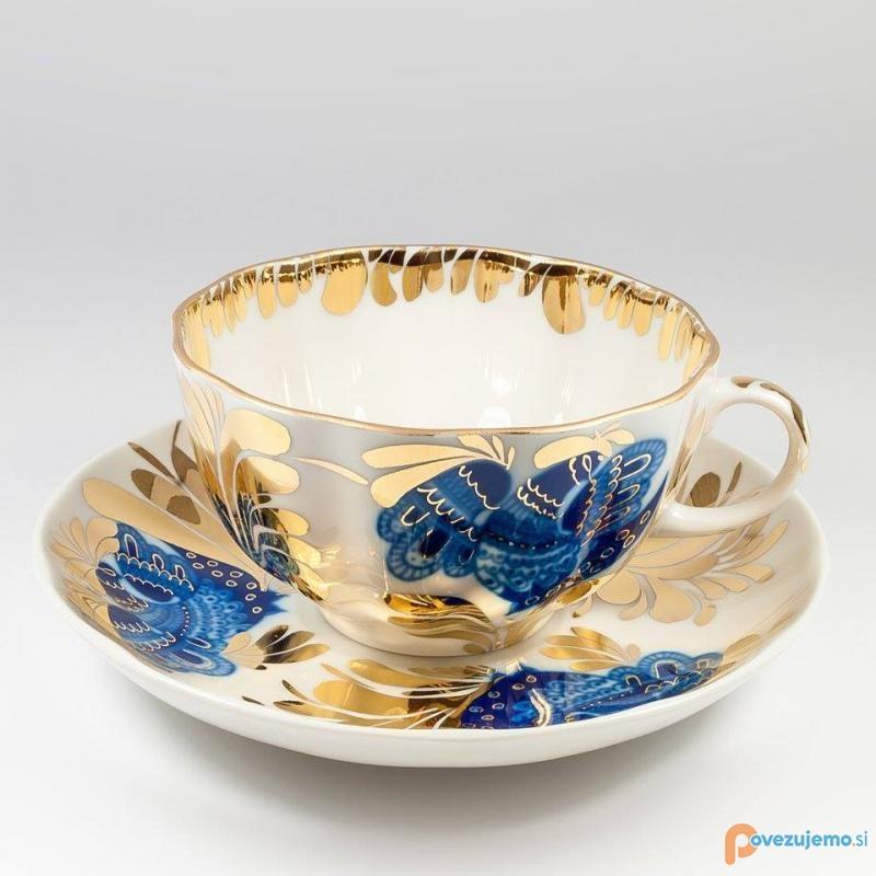 Art Cups, prodaja vrhunskega ruskega porcelana